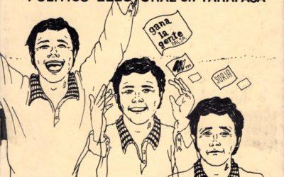 Ganamos, pero nunca tanto. Análisis del comportamiento político electoral en la Región de Tarapacá