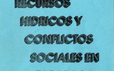 Recursos hídricos y conflictos sociales en Tarapacá