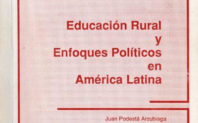 Educación rural y enfoques políticos en América Latina
