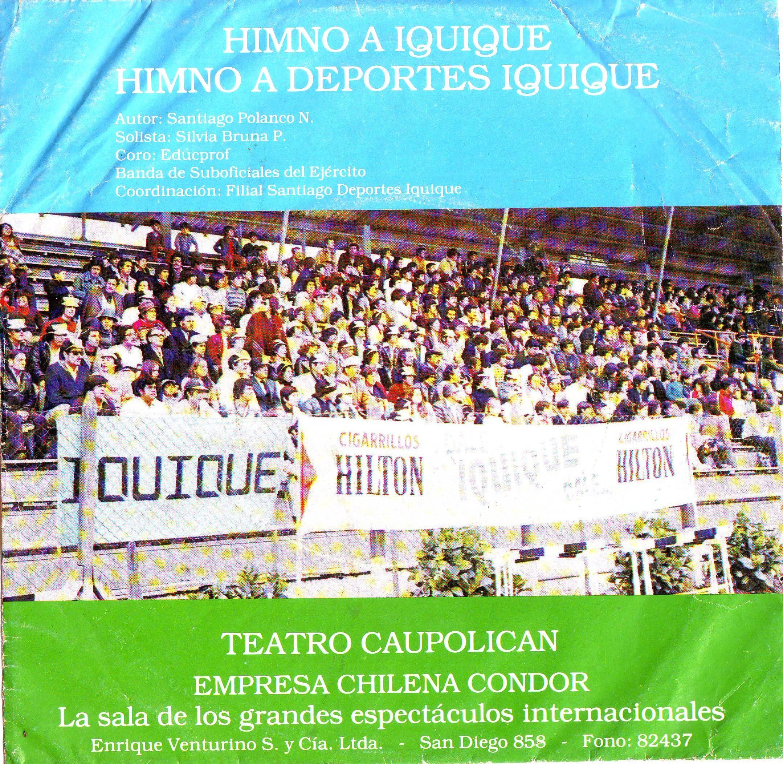 Himno de Iquique