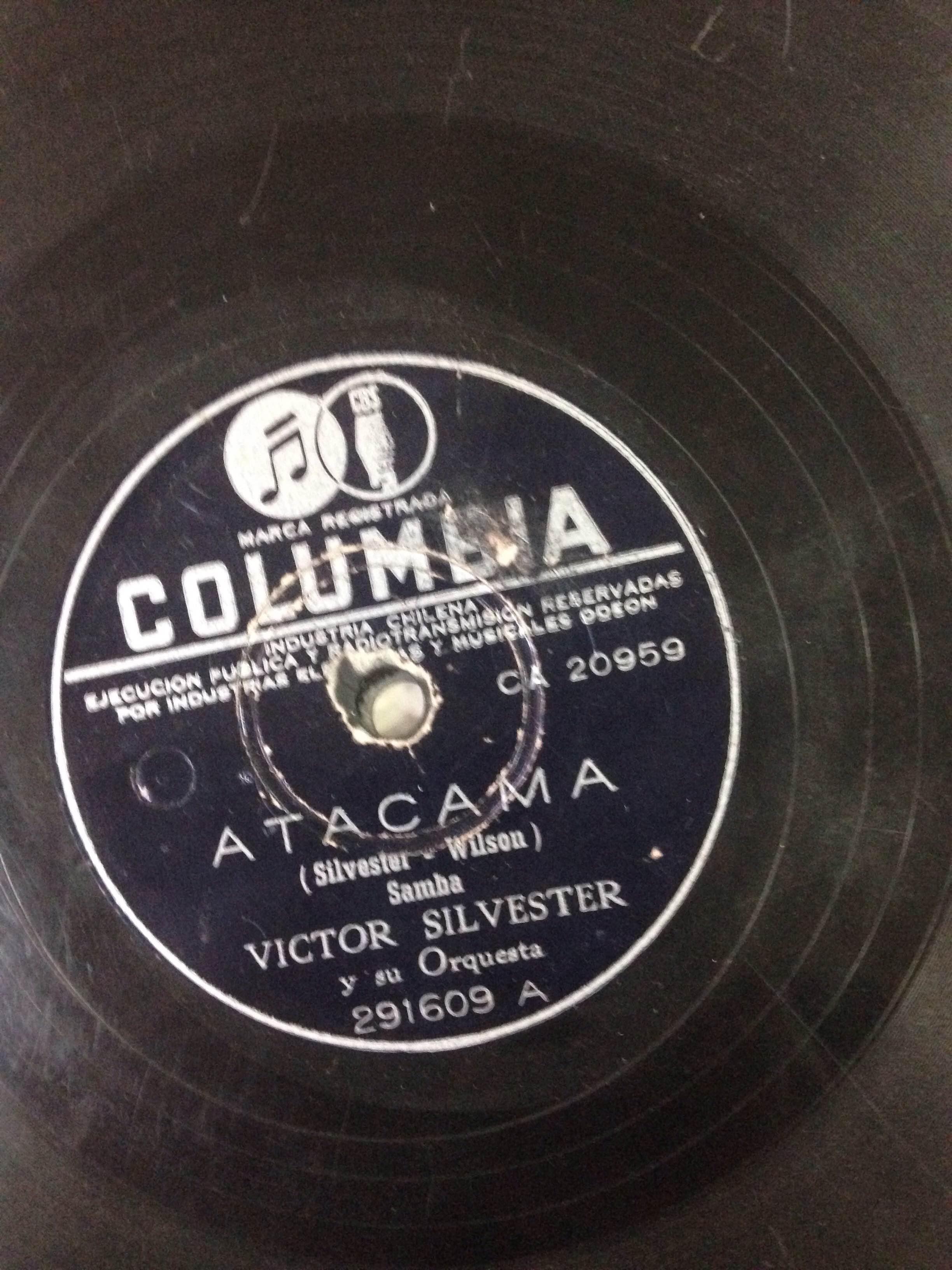 Víctor Silvester y su Orquesta