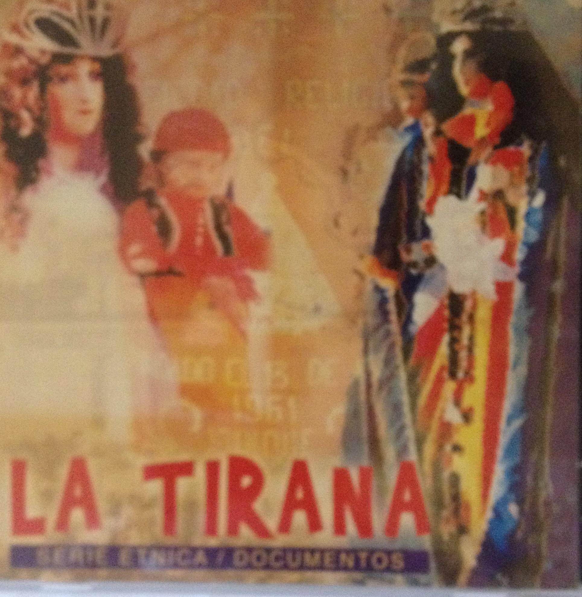 La Tirana : serie étnica / Documentos