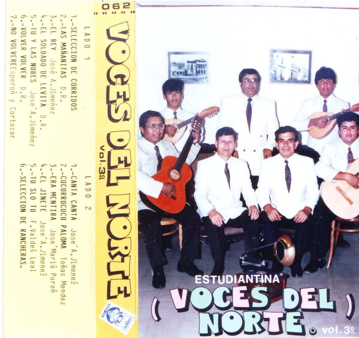 Estudiantina Voces del Norte
