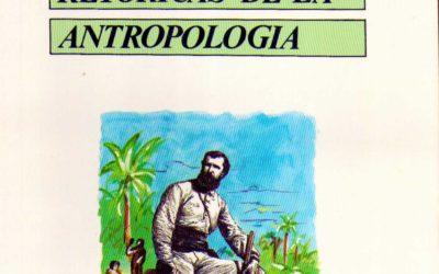 Retóricas de la antropología