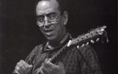 «Cuando la memoria era un río» Cantares de Osvaldo Torres
