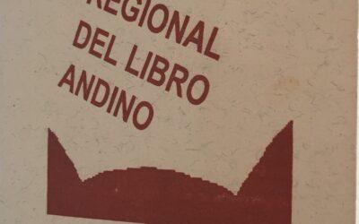 Primera Feria Regional del Libro Andino