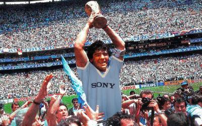 Maradona en Iquique