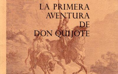 La primera aventura de Don Quijote