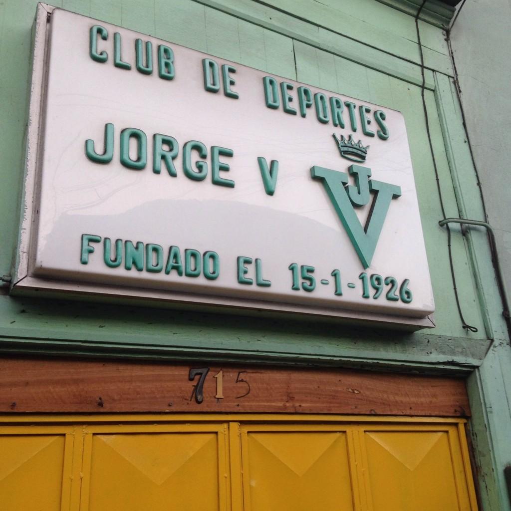 Jorge V 1