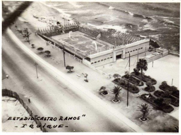 ESTADIO MANUEL CASTRO RAMOS