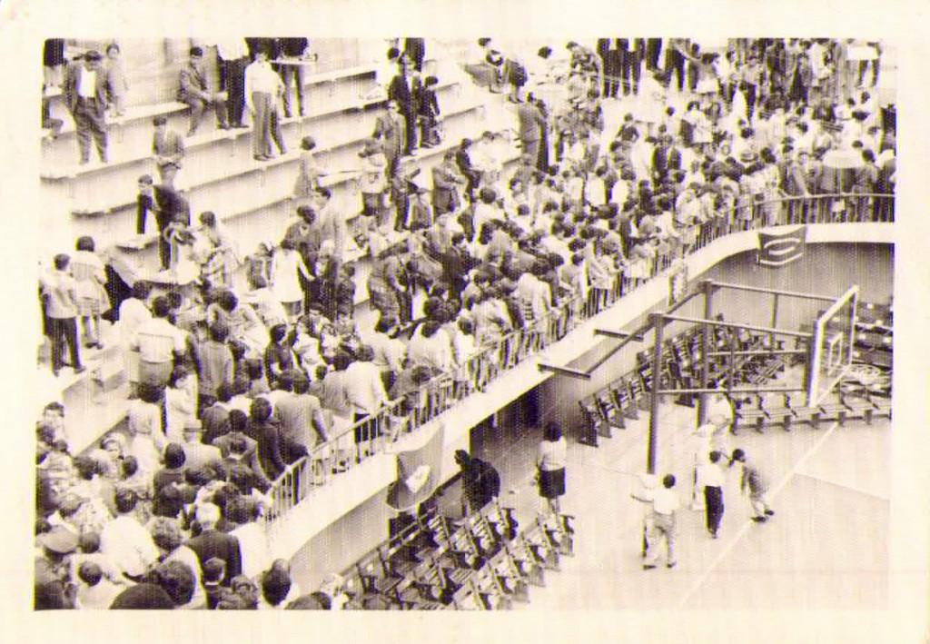CASA DEL DEPORTISTA 1960